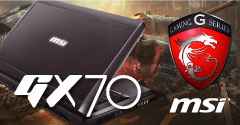 MSI GX70